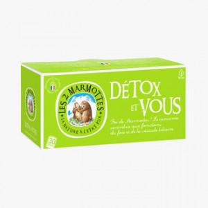 Tisanes - Détox et Vous